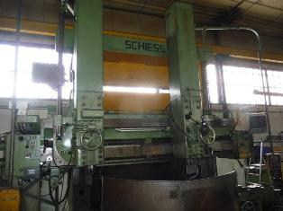Used Vertical Turning Lathe Machines